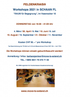 Feldenkrais Workshop Schaan